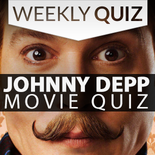 Johnny Depp Quiz 3x3