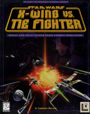 X-Wing vs. Tie Fighter box