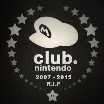 club nintendo rip