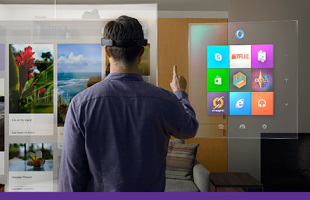 Microsoft Windows Holographic 310x