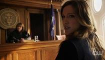 Katie Cassidy as Laurel Lance.