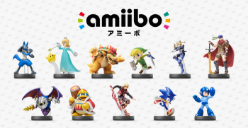 2nd and 3rd wave amiibos