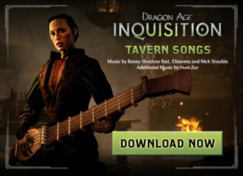 dragon age inquisition tavern songs