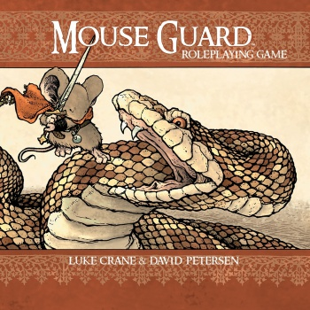 Mouse Guard Second Edition