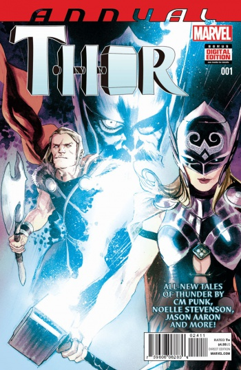 thor annual cover