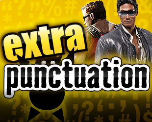 Extra Punctuation expansions