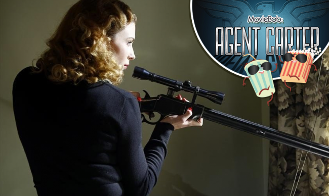 Agent Carter episode 6 social