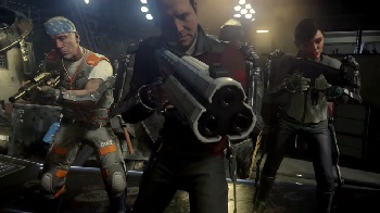 Advanced Warfare: Exo Zombies - Diamond Weapon Upgrade