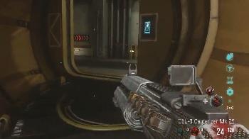Call of Duty Exo Zombies Diamond Mk 25 Shotgun