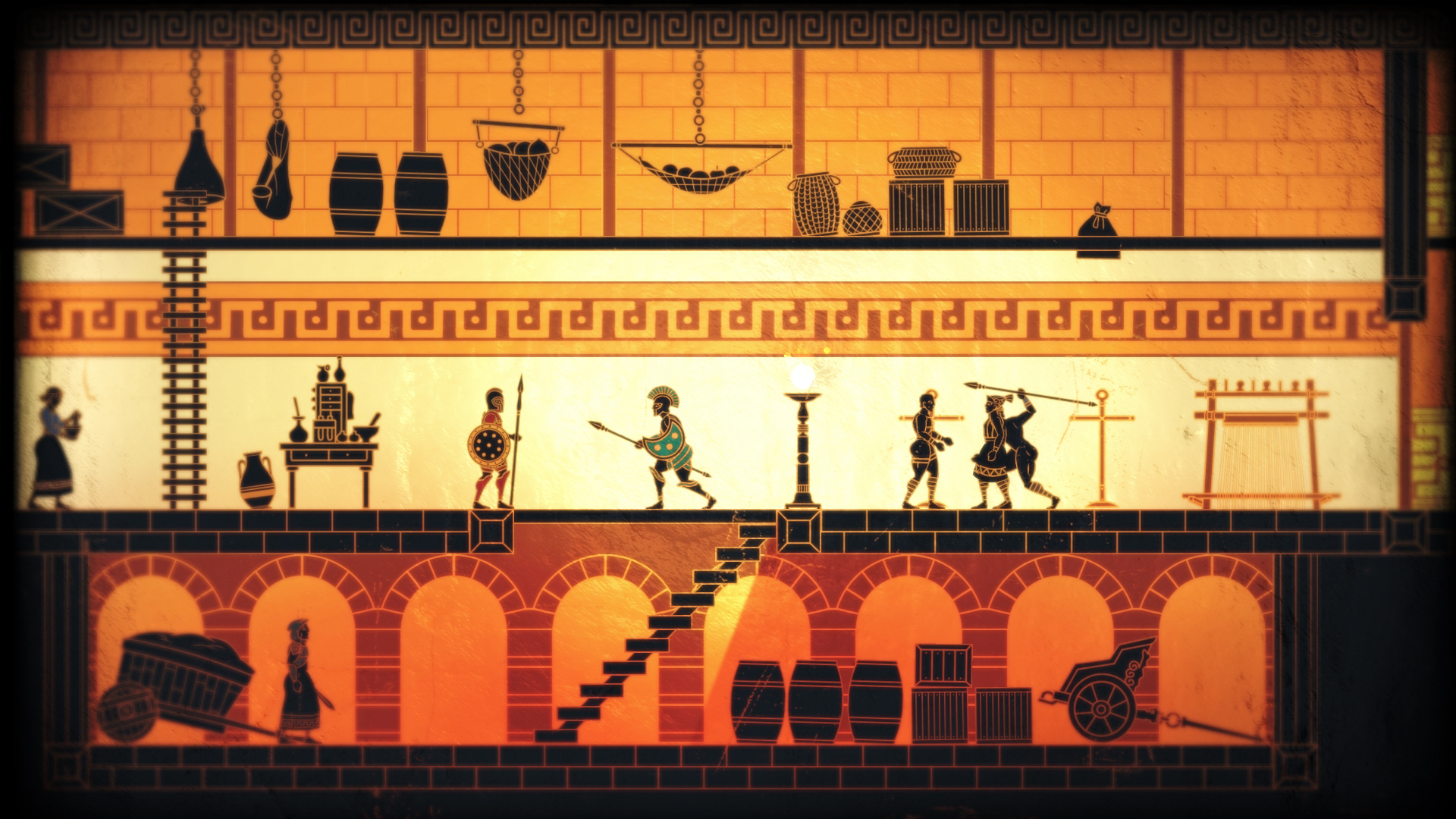 Apotheon Ancient Greek Exploration