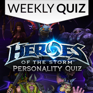 Heroes of the Storm Quiz 3x3