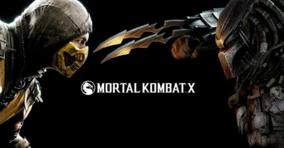 Predator dlc reportedly incoming for mortal kombat x the escapist