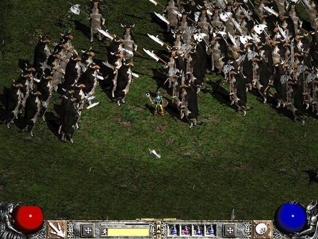diablo-2-cow-level