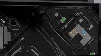 Dying Light Korek Machete Blueprint Map Location
