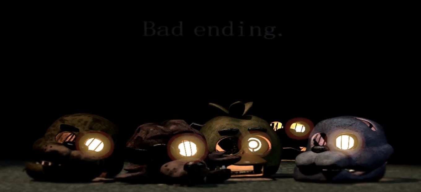 Five Nights at Freddy's 3: How to Get the Good Ending