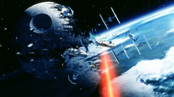 Star Wars New Death Star