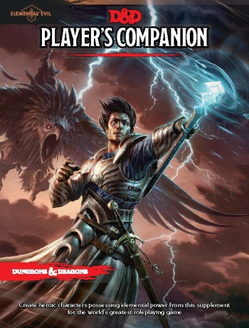 Elemental Evil Players Companion
