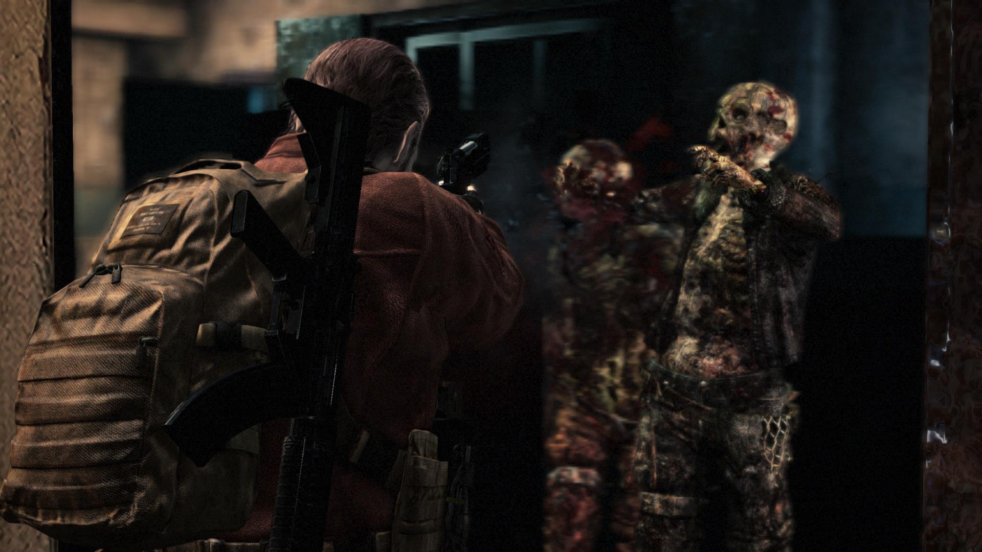 Resident Evil Revelations 2 Logo Large