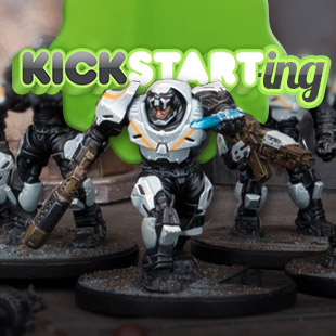 Kickstarting Mantic Games