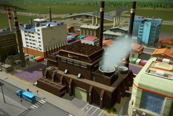 cities skyline coal power plant mod