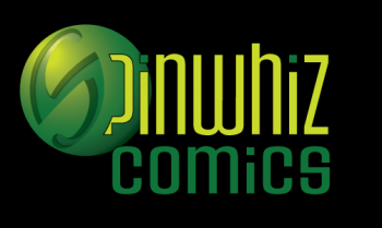 Spinwhiz Comics Logo