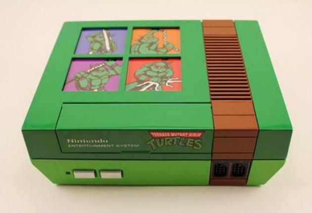 TMNT Nintendo
