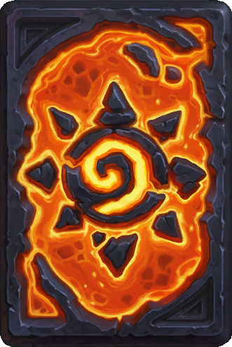 molten core card back