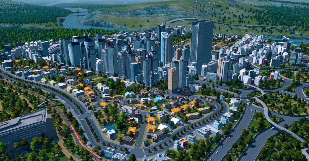 Cities: Skylines Social