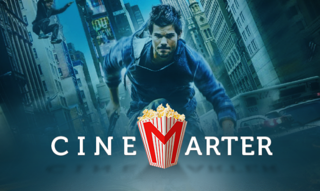 Tracers Banner CineMarter