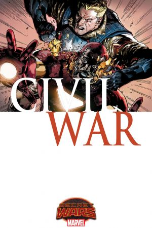 secret wars civil war