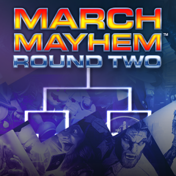 March Mayhem 2015 Round 2