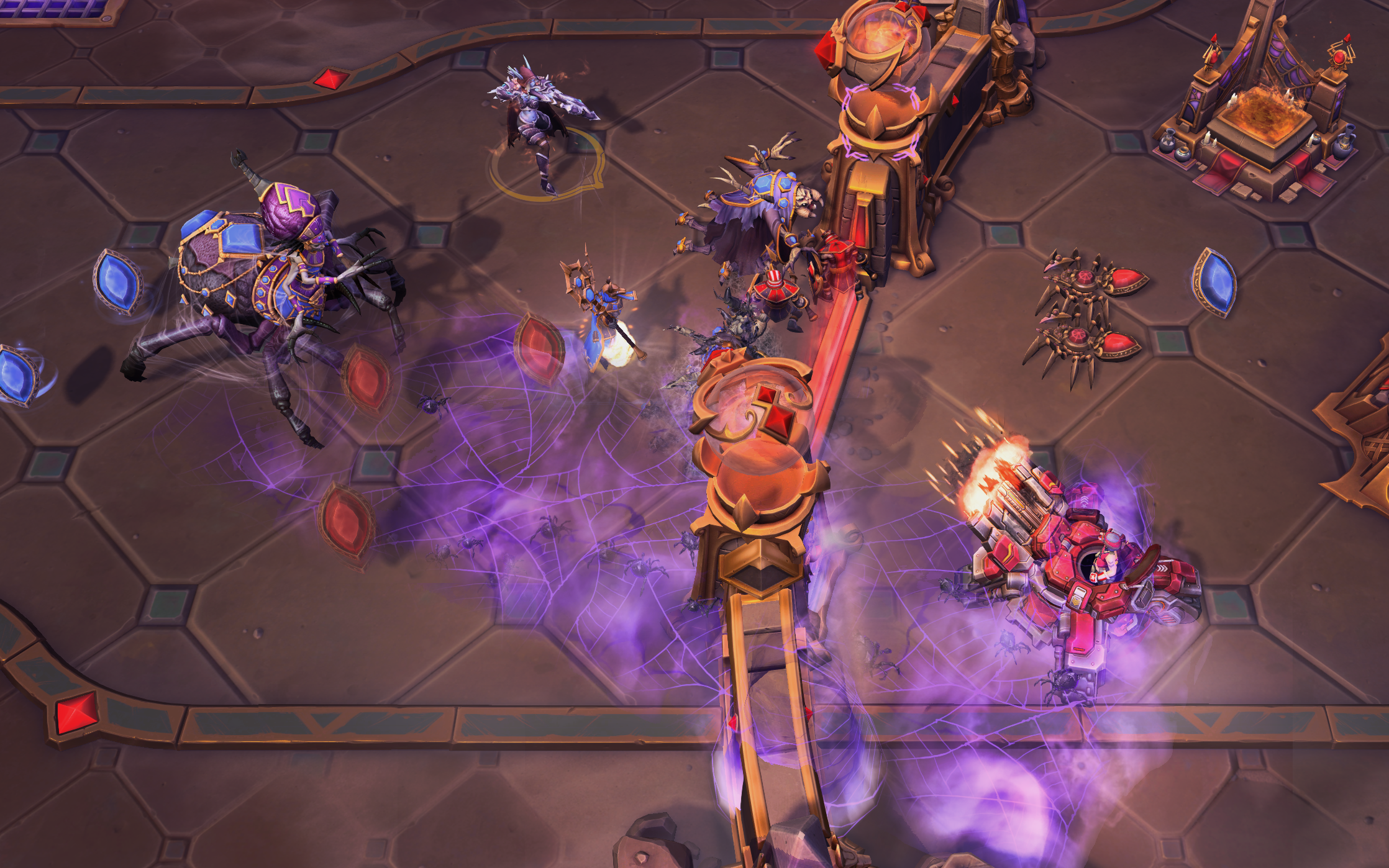 Heroes Of The Storm Update Adds Sylvanas New Map