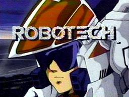 Robotech Title Screen