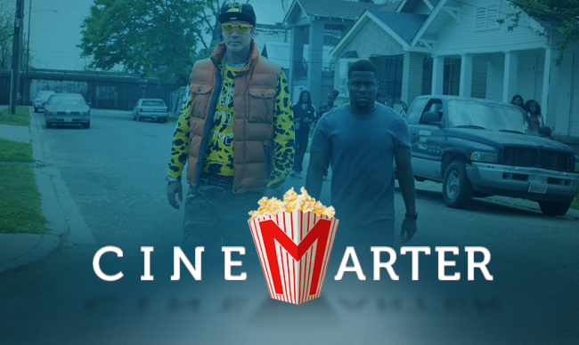 Get Hard Banner CineMarter