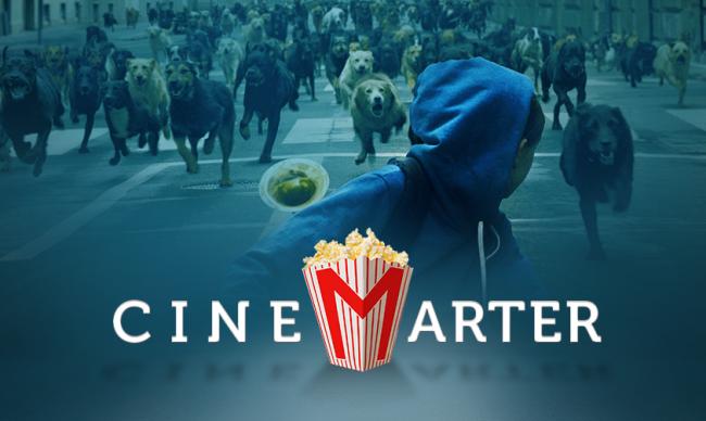 White God Banner CineMarter