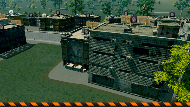 Cities Skylines Abadoned Building Mod