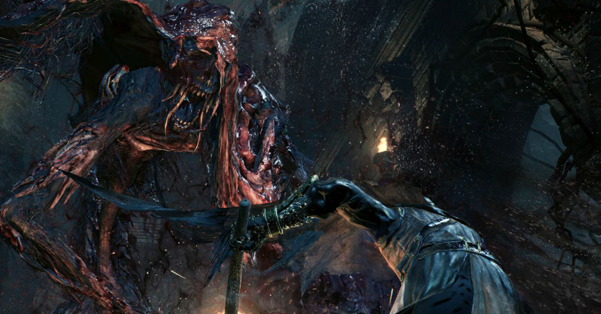 how to get all the weapons in bloodborne
