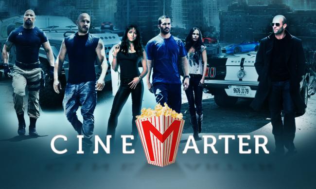 Furious Seven Banner CineMarter