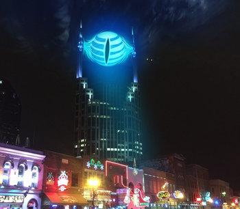 AT&T Eye of Sauron