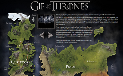 GIF of Thrones
