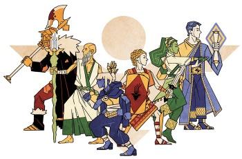 phoenix dawn command heroes