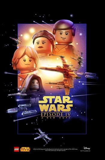 Episode IV LEGO