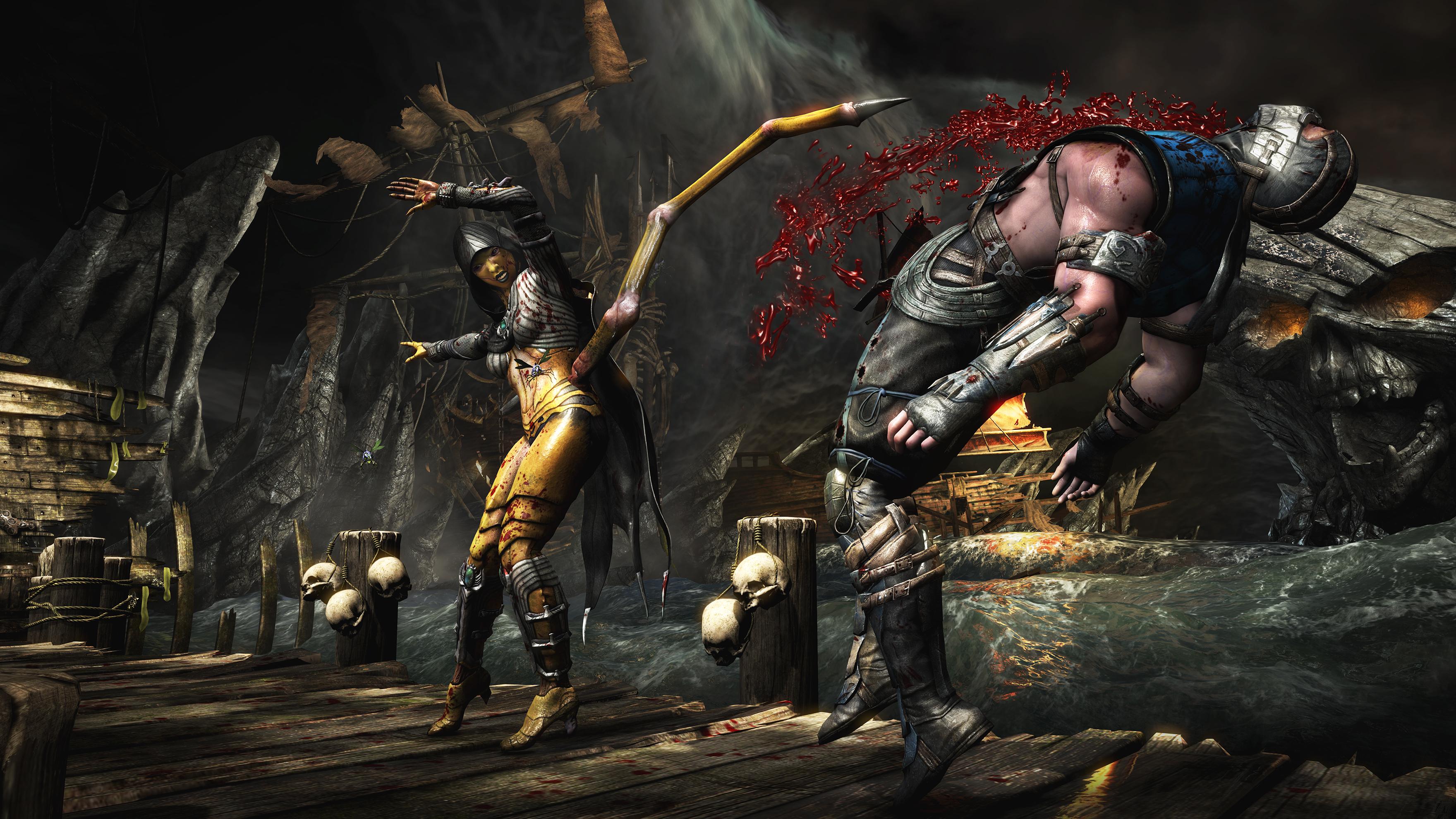 Mortal Kombat X: All Hidden Fatality Inputs | Walkthroughs
