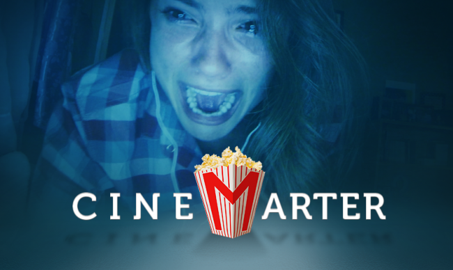 Unfriended CineMarter Banner