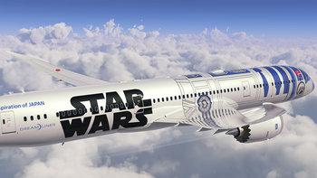 R2-D2 plane