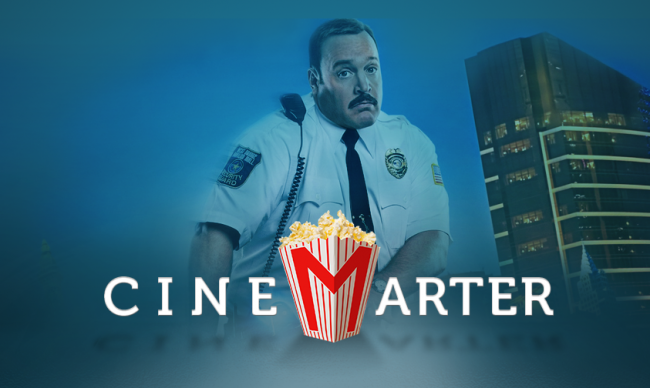Paul Blart 2 CineMarter Banner