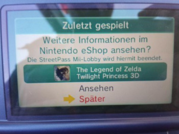 twilight princess 3ds