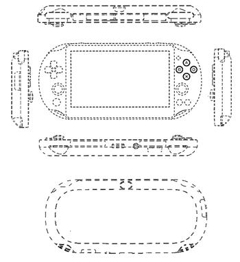 PS Vita Trademark