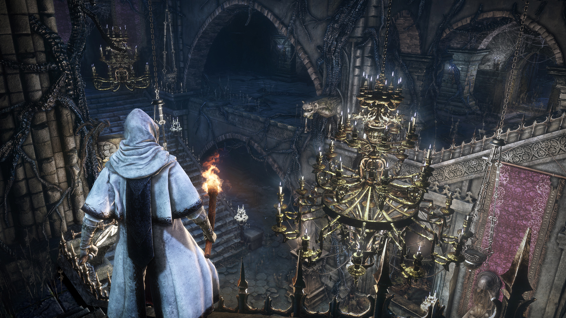 bloodborne key locations guide walkthroughs the escapist