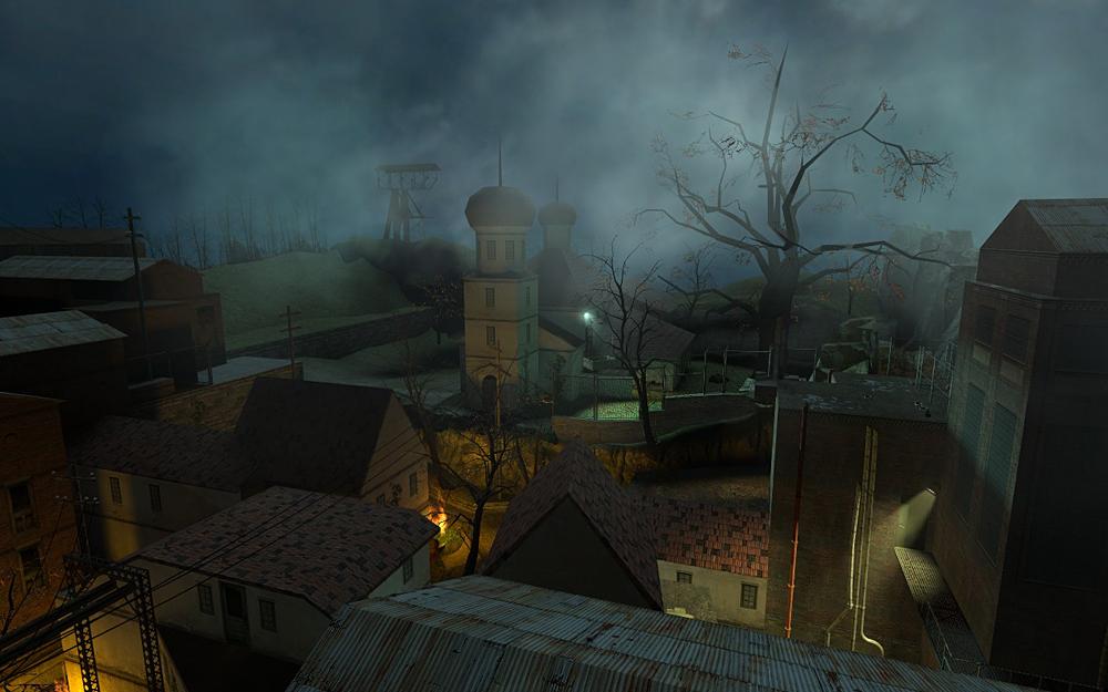 Half-Life 2 Ravenholm